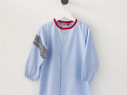 La blouse Twistée - Maxime