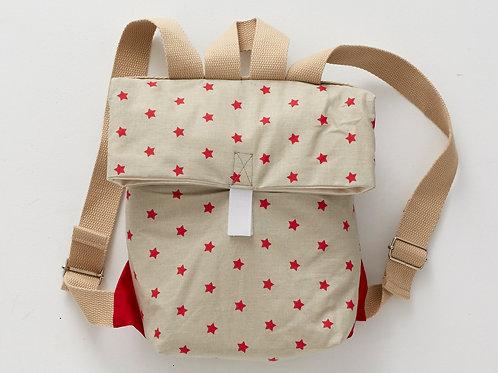 Le sac à dos dans les étoiles