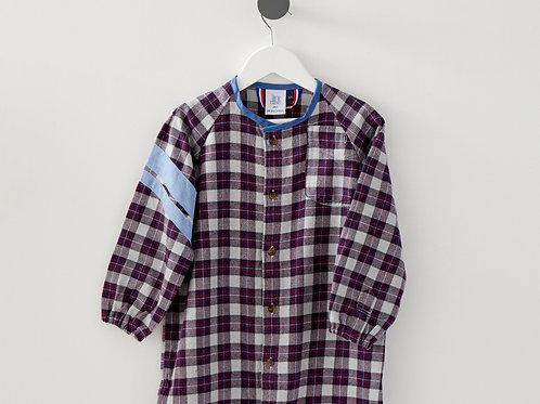 La blouse Twistée - Maël
