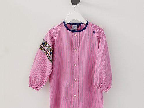 La blouse Twistée - Jade