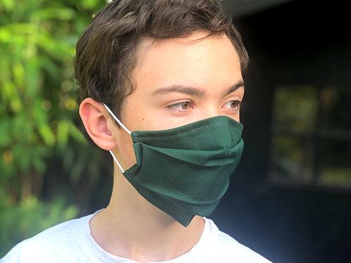 Le masque alternatif Vert bouteille