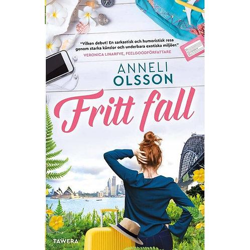 Fritt fall - Pocket, svenska, 2020. Frakt inkluderat i priset.