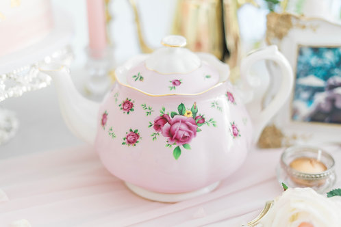 Royal Albert Bone China Tea Pot