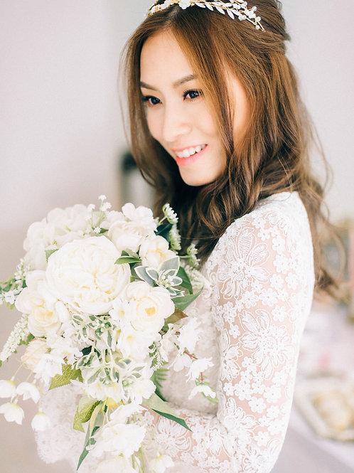 Audrey Silk Floral Bouquet