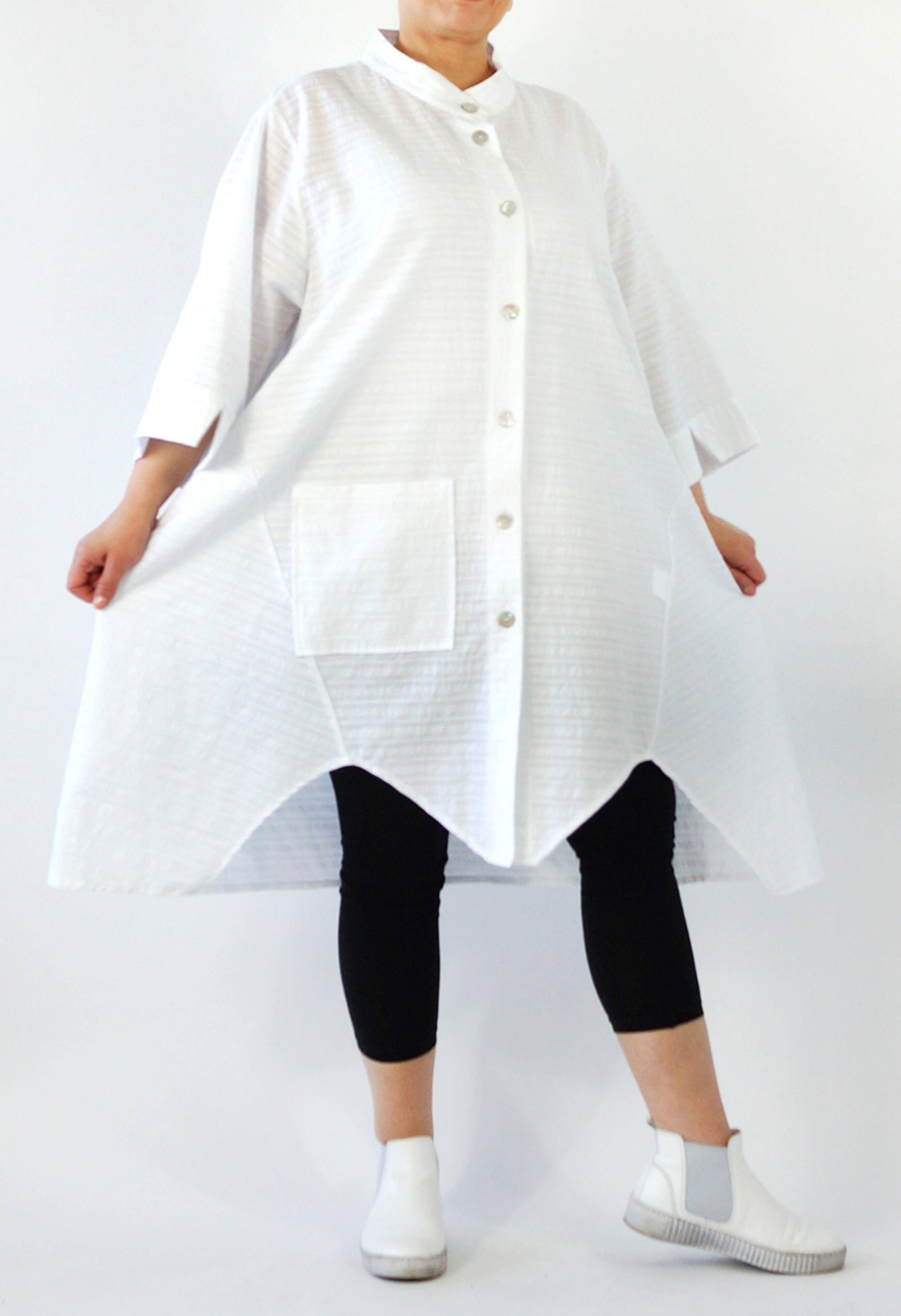 Für ausgefallene größen mode große Moderne Damen