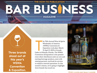 """PRIQLY a """"Stand Out"""" Brand at WSWA"""
