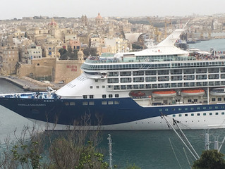 A PRIQLY Tale of One Day in Malta