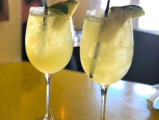 PRIQLY Pear & Habanero Tequila Margarita