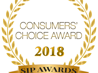 PRIQLY scores Consumer Choice Award and GOLD Medal at 2018 SIP competition
