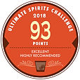 Ultiate Spirits Challenge 93 Points Prickly Pear Liqueur