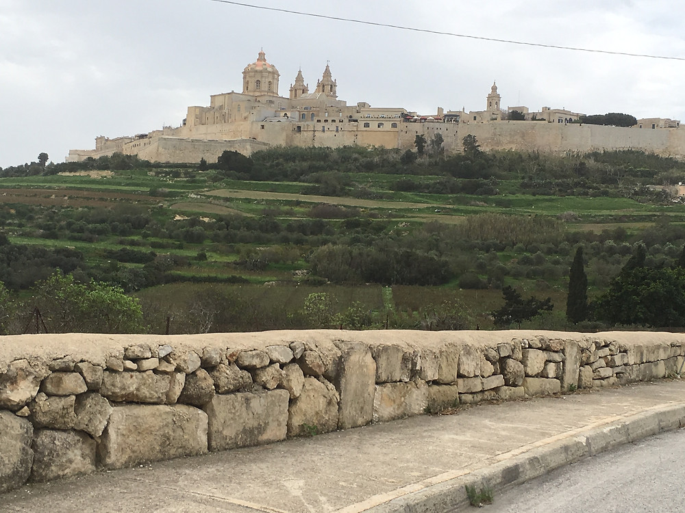 The Silent City of Mdina (old capital)