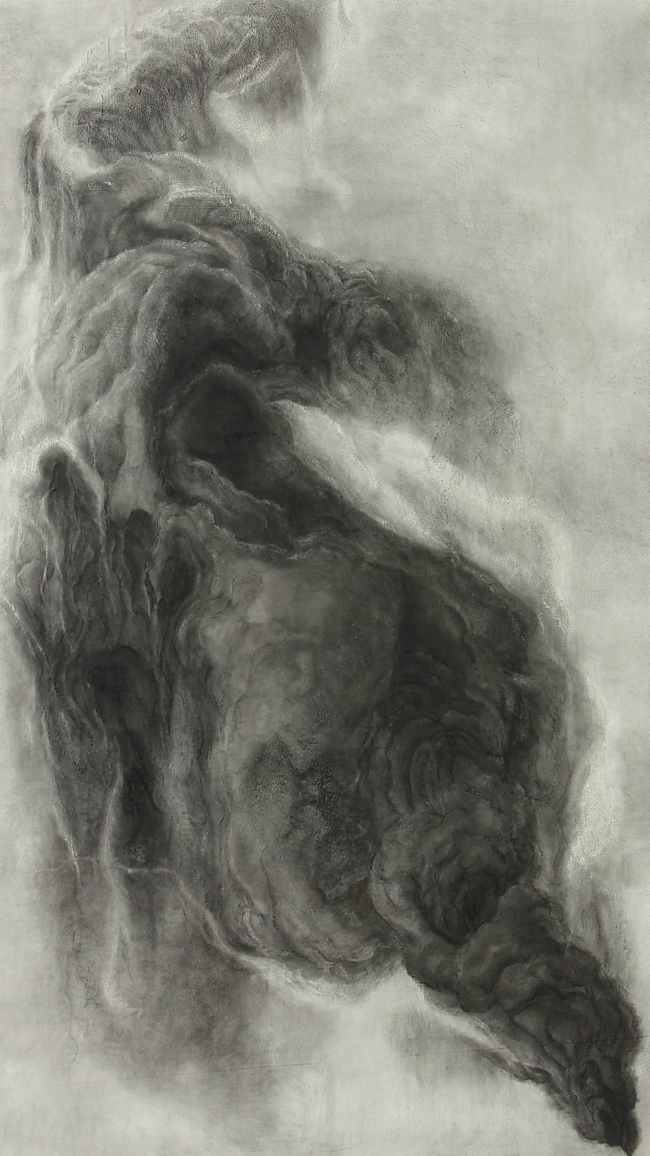 Charcoal on paper 290 X 200 CM.jpg