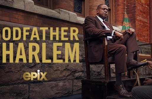 """Epix Lights Up Extreme Action With the Second Season Trailer of """"The Godfather of Harlem"""""""