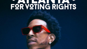 """Ludacris Will Headline the """"March on Atlanta"""" Concert and Rally"""
