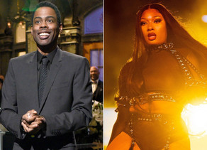 Chris Rock and Megan Thee Stallion Set to Heat Up the Premiere of SNL's 46th Season
