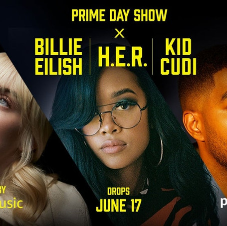 Amazon Celebrates Prime Day With Musical Artists for a Prime Day Show Experience