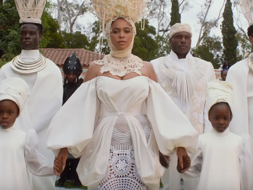 Black is Beautiful. Black is Resilient. Black is King: Beyonce Paints a Powerful Image of Black Men