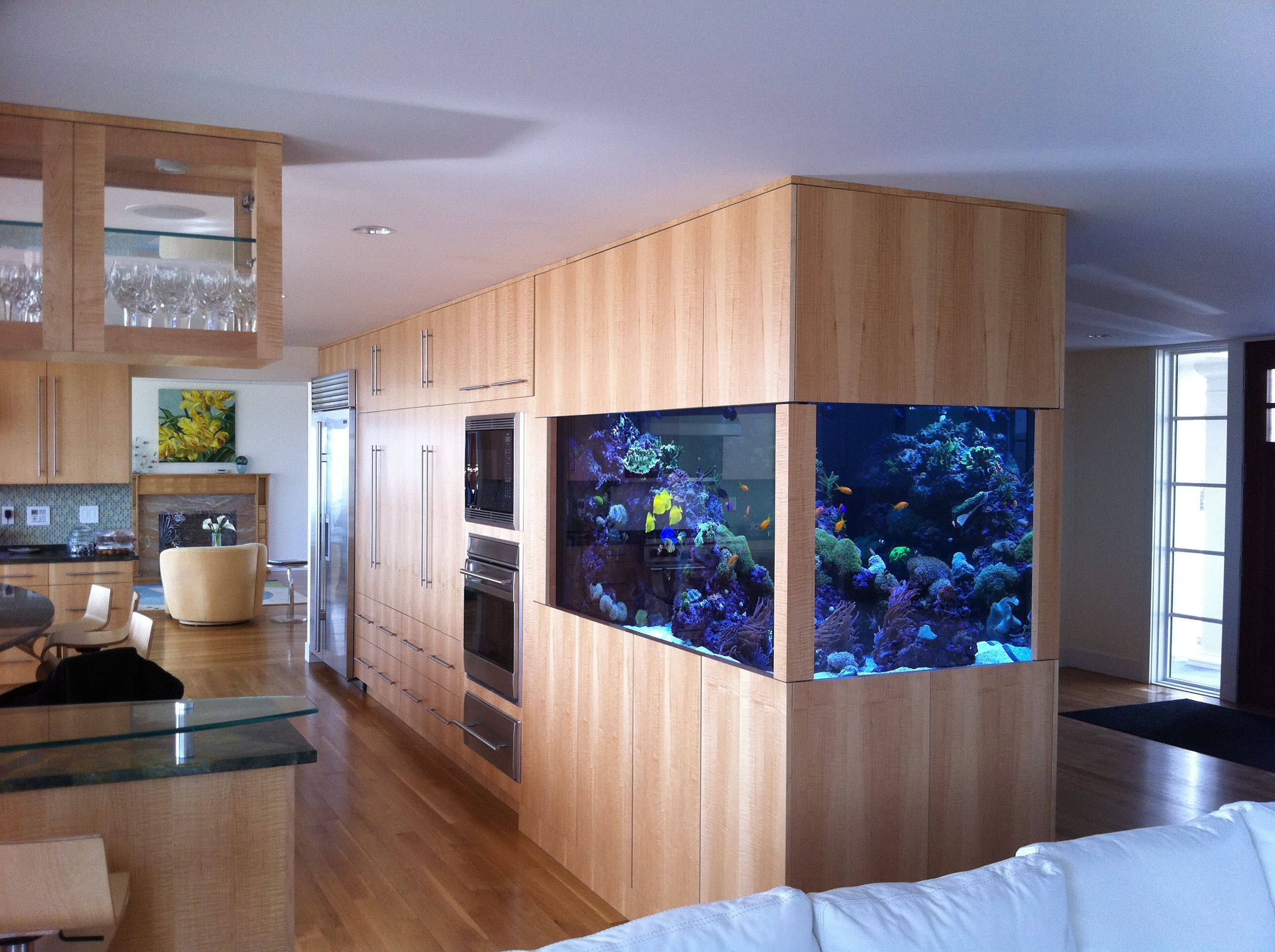 430 Gallon - SW Coral Reef