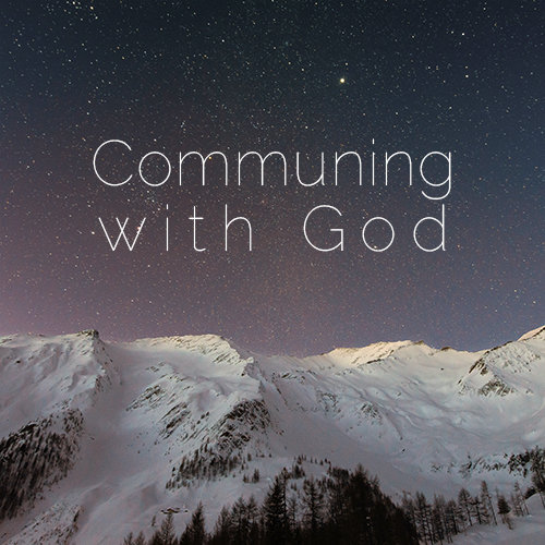 Communing with God