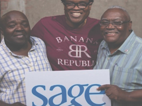 SAGE Space for Older LGBTQ Adults
