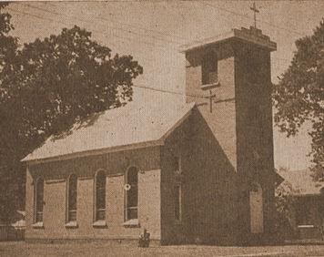 St Winand Church, McGehee, AR