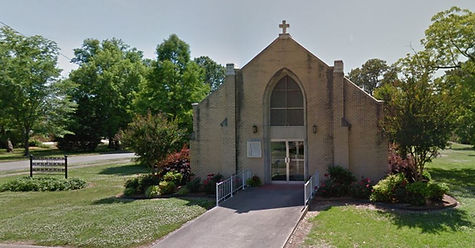 Picture of St. Mary Catholic Church in McGehee, AR