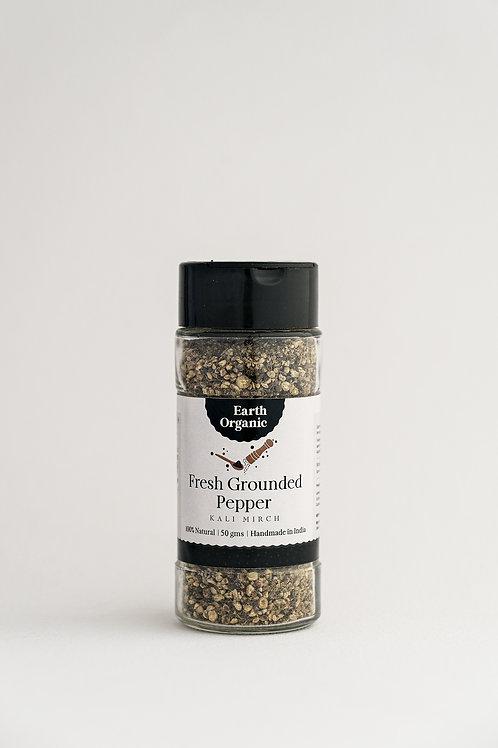 Fresh Grounded Pepper 50gm