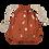 Thumbnail: Fabelab Vianočný vak s výšivkou lesa