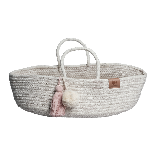 Fabelab pletený kôš pre bábiky