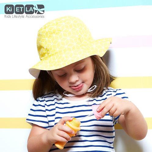 Obojstranný klobúčik s UV ochranou CUBIC SUN 4-6r