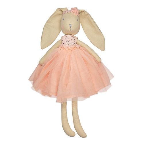 Bonikka Chi Chi ľanová bábika - Marcella zajačik