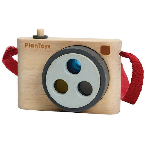 Plan Toys Fotoaparát s farebnými filtrami
