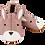 Thumbnail: Kožené capačky En*Fant Epsilon staroružové veľ.18