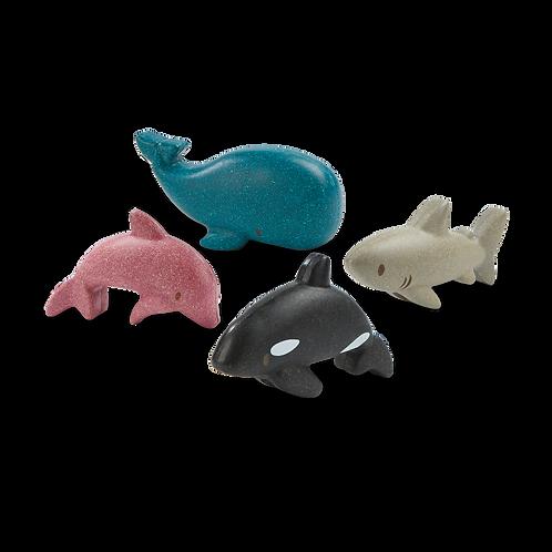 Plan Toys sada zvieratiek OCEÁN
