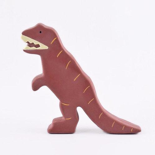 Tikiri Baby dinosaurus z prírodnej gumy Tyranosaurus Rex (T-Rex)