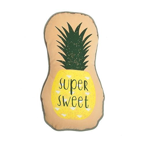 Vankúš Trixie ananás z organickej bavlny (prateľný poťah)