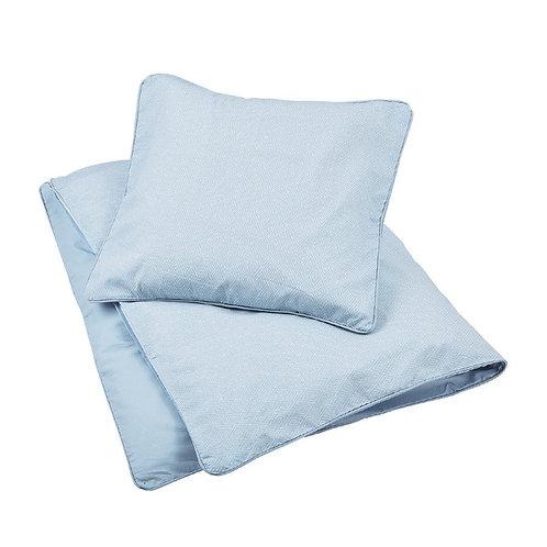 Detské posteľné návliečky Filibabba – AZTEC modrá