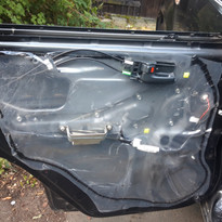 rear door glass replacement