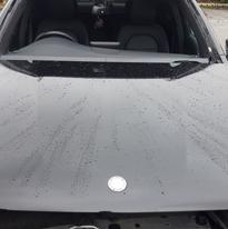 mercedes glc windscreen