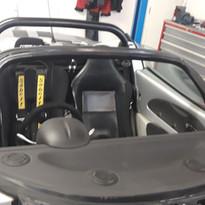 Lotus Elise windscreen