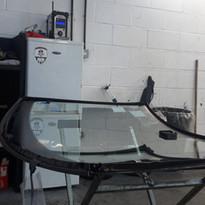 windscreen preperation tough car glass
