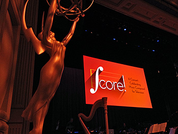 The TV Academy presents SCORE!