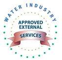 Water Industry approved external services certfication in Portsmouth, Hampshire.