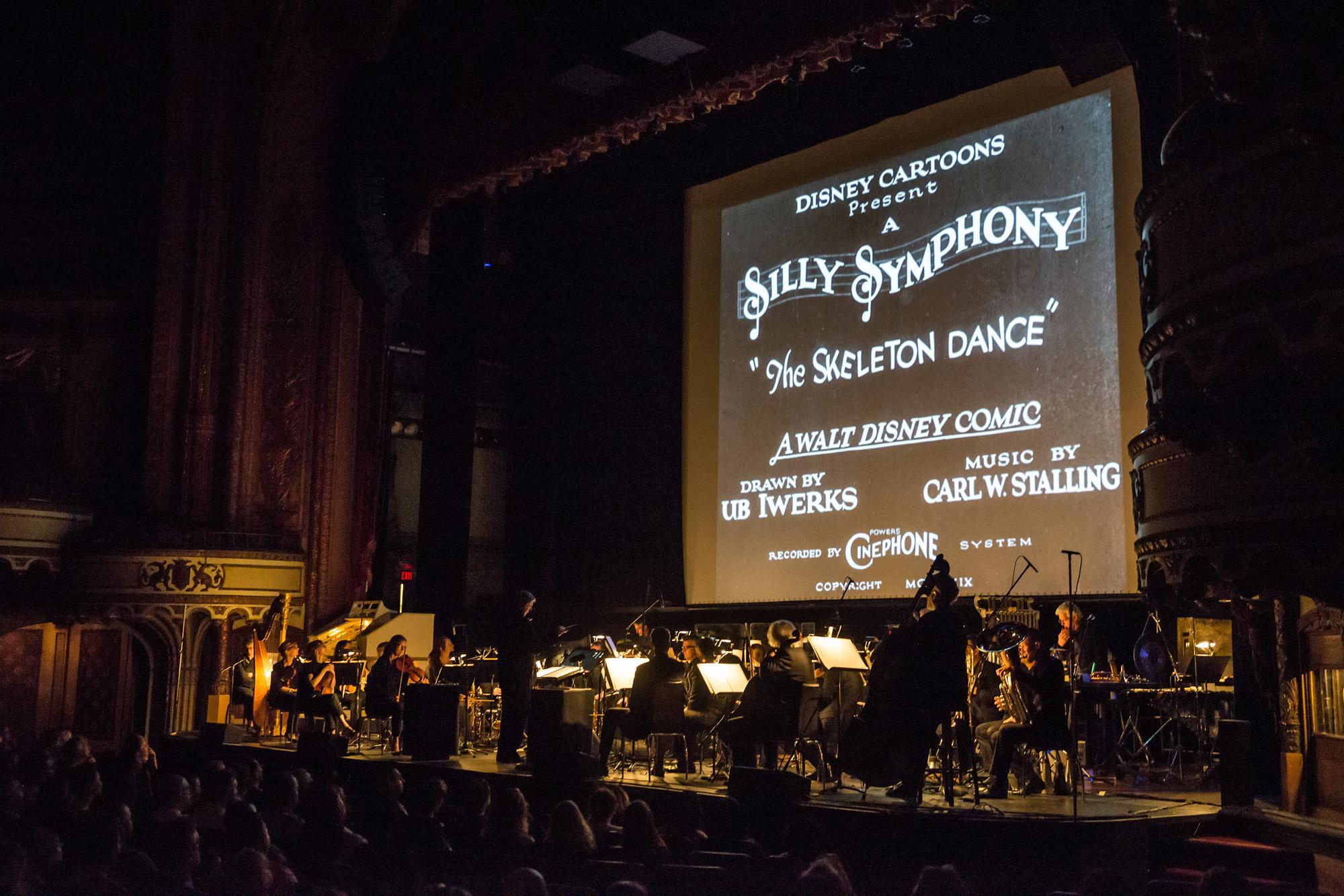 Silly Symphony Celebration