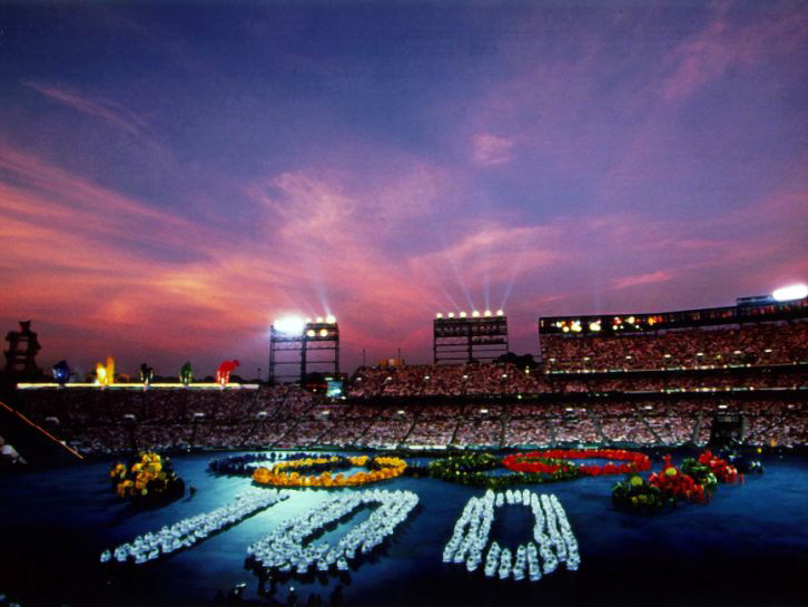 1996 Olympic Opening Ceremonies