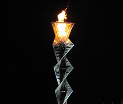 SLC Olympic Flame
