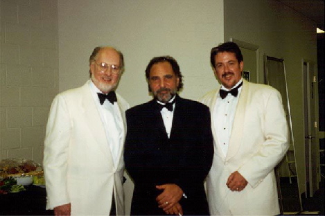 John Williams & Basil Polidouras