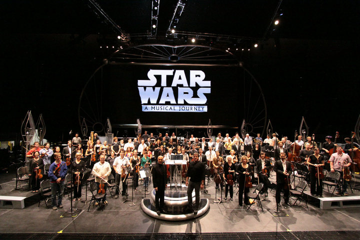 Star Wars in Concert US Tour