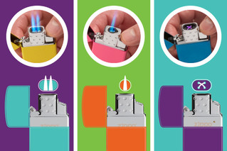 ¡Presentamos nuevos insertos para su encendedor Zippo Windproof!