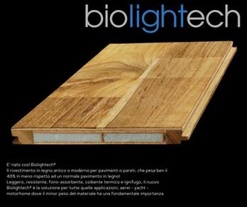 E' nato così Biolightech® Il rivestimen